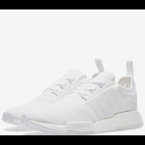Adidas Triple White Sneakers!